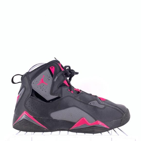 the best attitude c46dd 9fe12 Nike Air Jordan 7 True Flight Girls Size 8y